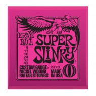 NICKL SUPER SLINKY SET CUERDAS GUITARRA ELECTRICA