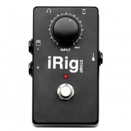 IRIG STOMP INTERFAZ AUDIO PEDAL GUITARRA IK MULTIMEDIA
