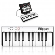IRIG KEYS MINI TECLADO CONTROLADOR IK MULTIMEDIA