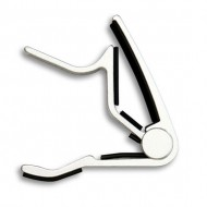 FRGCP7 CAPO GUITARRA COLOR SILVER FREEMAN