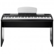 MPS10F BK PIANO DIGITAL C/STAND (STYLISH) KURZWEIL