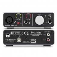 ITRACK SOLO LIGHTNING INTERFAZ AUDIO FOCUSRITE