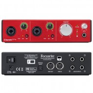 CLARETT 2PRE INTERFAZ AUDIO FOCUSRITE