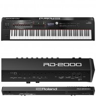 RD-2000 PIANO DIGITAL STAGE PIANO 230 ROLAND