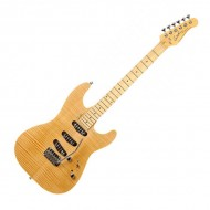 PASSION RG-3 FLAME MN NT GUITARRA ELECTRICA GODIN