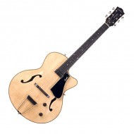 5TH AVENUE JAZZ FLAME AAA NT GUITARRA ELECTRICA DE CAJA GODIN
