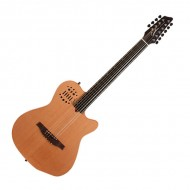 A10 NATURAL STEEL CEDAR NT GUITARRA E/A METAL GODIN
