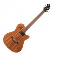 A6 ULTRA LIMITED EDITION KOA KB GUITARRA E/A METAL HG GODIN