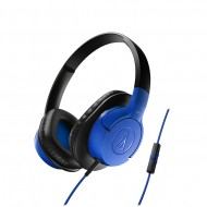 ATH-AX1ISBL AUDIFONOS AUDIOTECHNICA