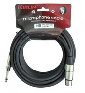 CABLE MICROFONO KIRLIN 10 MTS