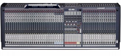 MEZCLADOR DIGITAL SOUNDCRAFT GB8/40