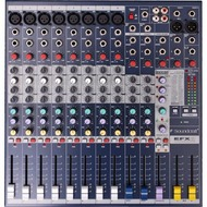 MEZCLADOR SOUNDCRAFT EFX8