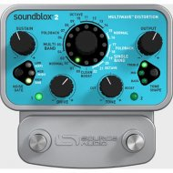 SOURCE AUDIO SOUNDBLOX2 MULTIWAVE DISTORTION - GUITAR