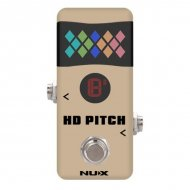MINI PEDAL AFINADOR HD PITCH NTU-2 NUX