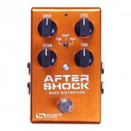 ONE SERIES AFTER SHOCK BASS DISTORTIO PEDAL