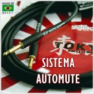 Cable Instrumento serie TOKYO 15ft