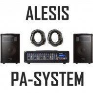 PA SYSTEM IN A BOX (100w x canal)