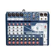 NOTEPAD 12FX MIXER CON USB