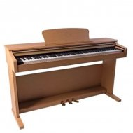 PIANO DIGITAL WALTERS DK-100A CAFE